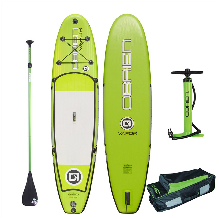 """O'Brien Vapor All-round ISUP Paddleboard Package, 10'6"""" 2019"""