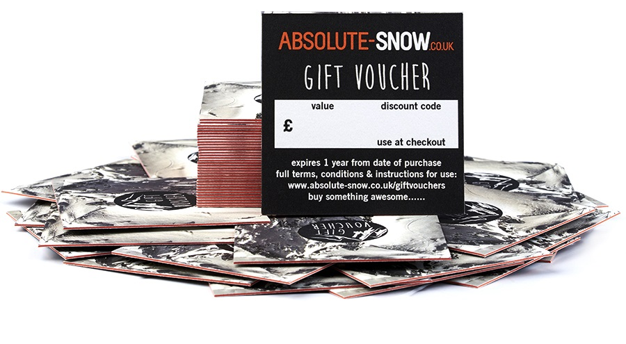Absolute Gift Voucher/Token, £50 Card