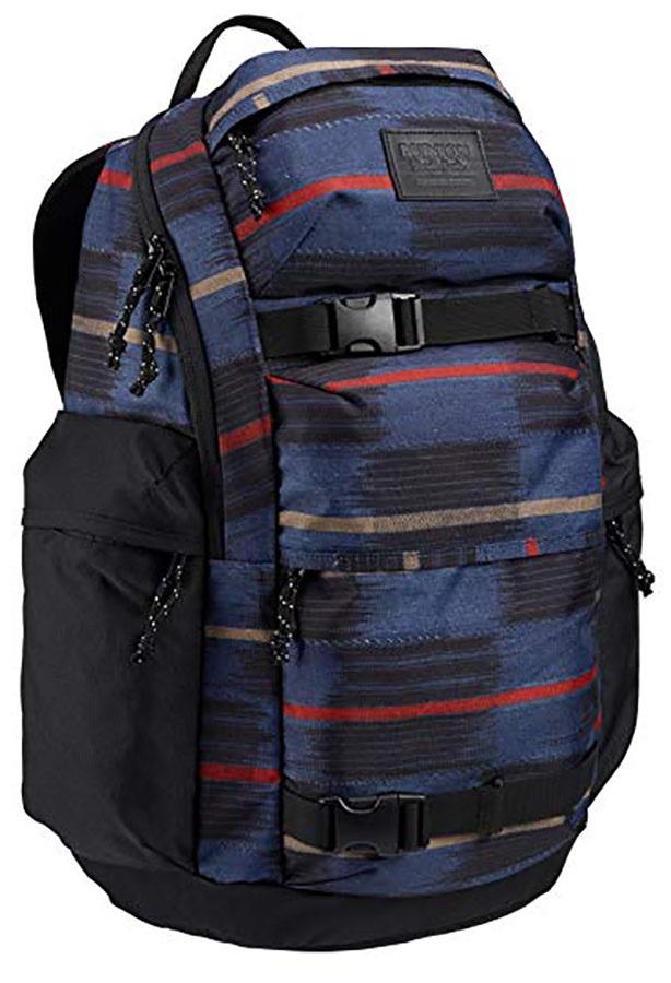 Burton Kilo Backpack, 27L Checkyoself Stripe