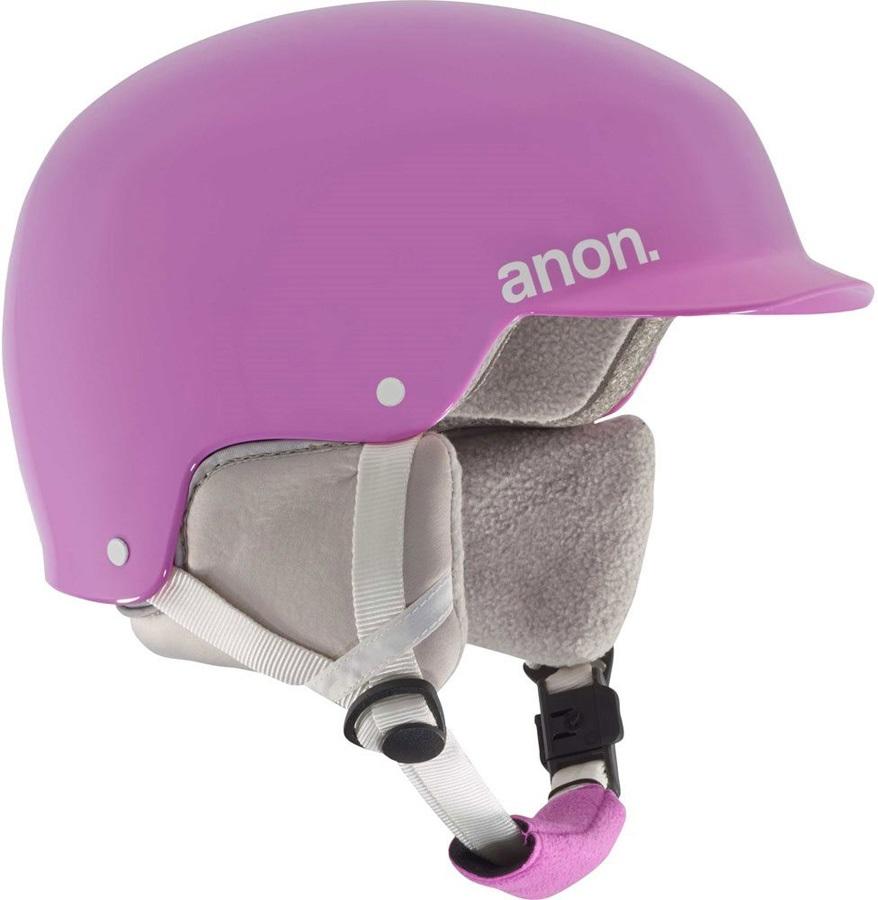Anon Child Unisex Scout Kid's Ski/Snowboard Helmet, XL Farie Pink