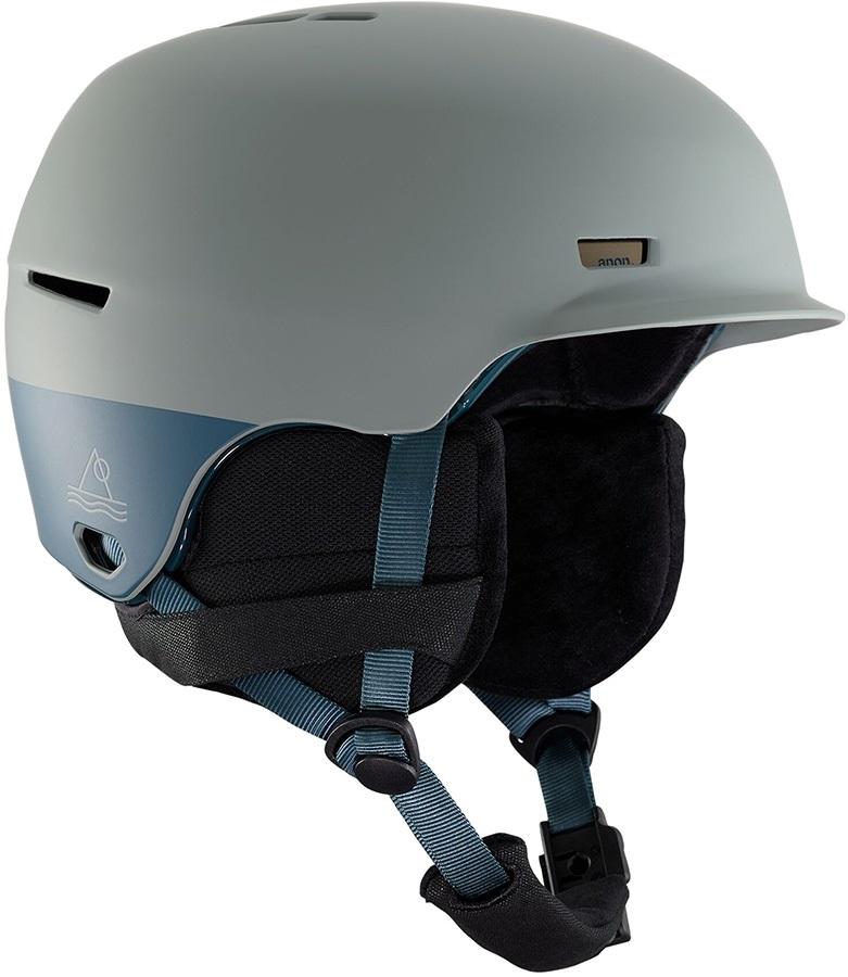 Anon Highwire Ski/Snowboard Helmet, M Lay Black Grey