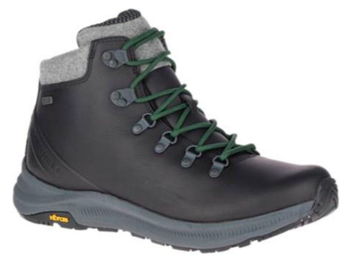 Merrell Adult Unisex Ontario Thermo Mid Walking Shoes, UK 11.5 Black
