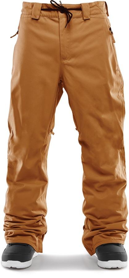 thirtytwo Wooderson Snowboard/Ski Pants, L Brown 2020
