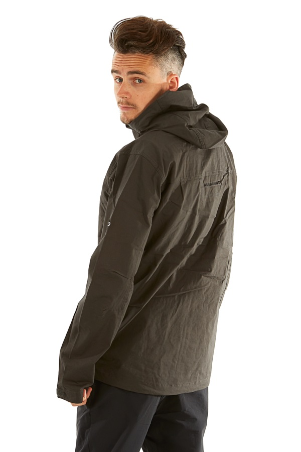 Mammut Trovat Guide SO Soft Shell Hooded Jacket, S Graphite