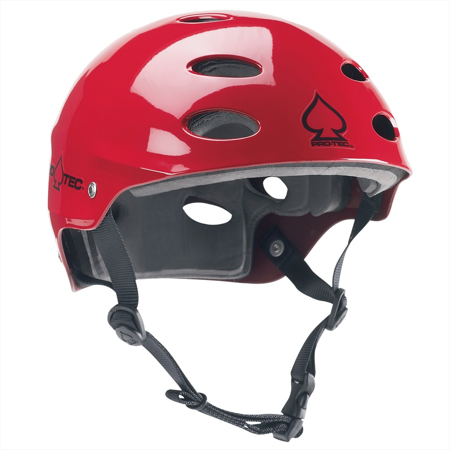 Pro-tec ACE Water Watersports Helmet, XL Gloss Red 2019