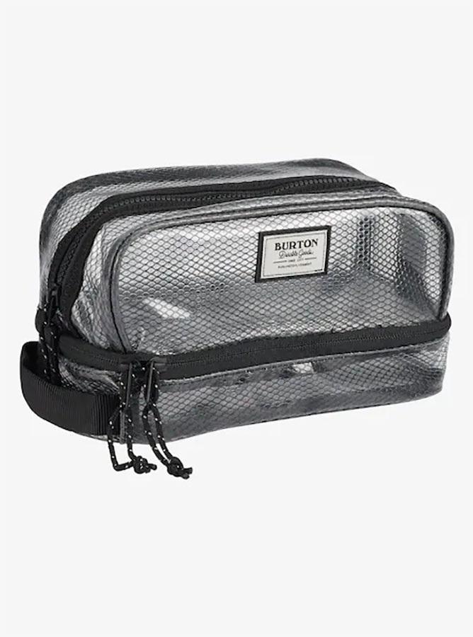Burton Low Maintenance Accessory Kit/Bag, 5L Clear