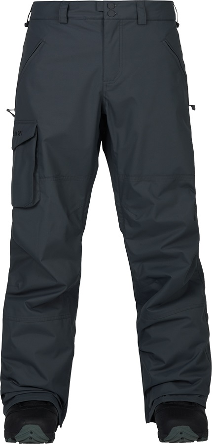 Burton Covert Insulated Snowboard/Ski Pants, M Faded