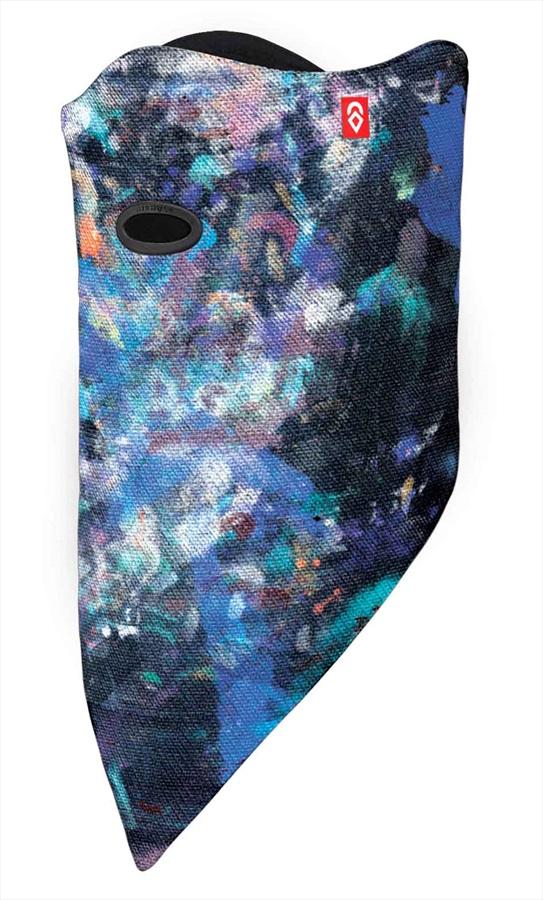 Airhole Standard 2 Layer Snowboard/Ski Face Mask, M/L Studio