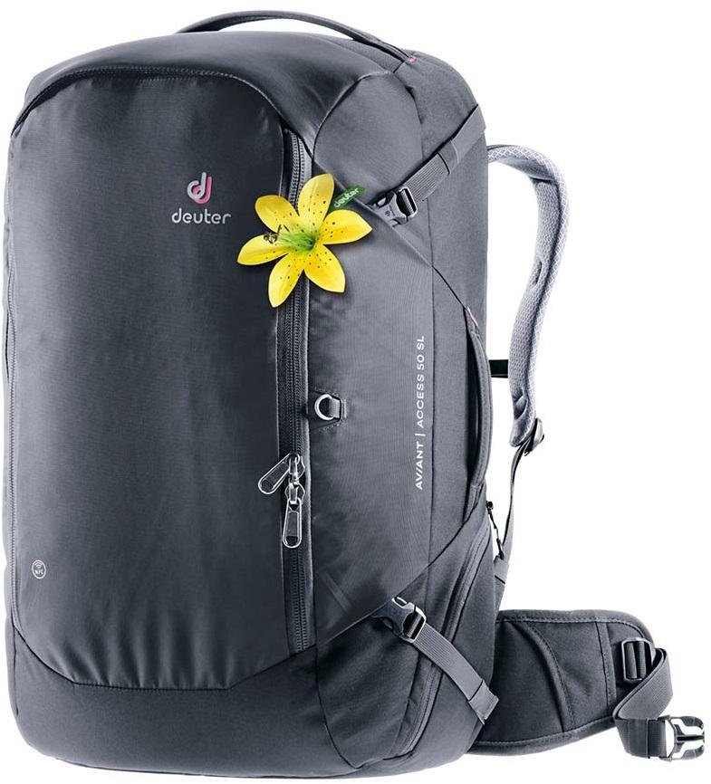 Deuter Aviant Access 50 SL Travel Backpack, 50L Black