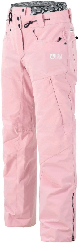Picture Slany Women's Ski/Snowboard Pants, S Pink