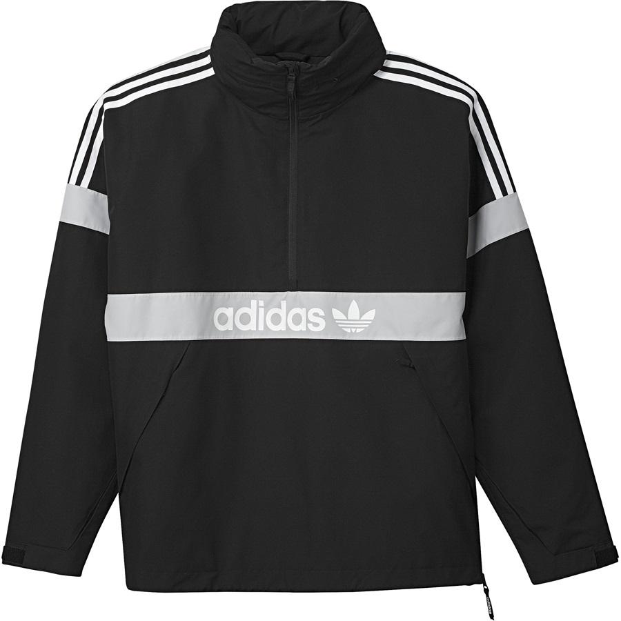 1c732b50 Adidas BB Snowbreaker Ski/Snowboard Jacket, XS Black/Solid Grey/White