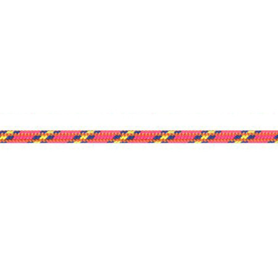 Beal 4mm Static Cordelette Rock Climbing Accessory Cord, 7m Pink