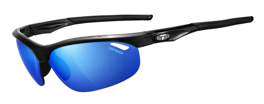Tifosi Veloce Interchangeable Sunglasses Gloss Black