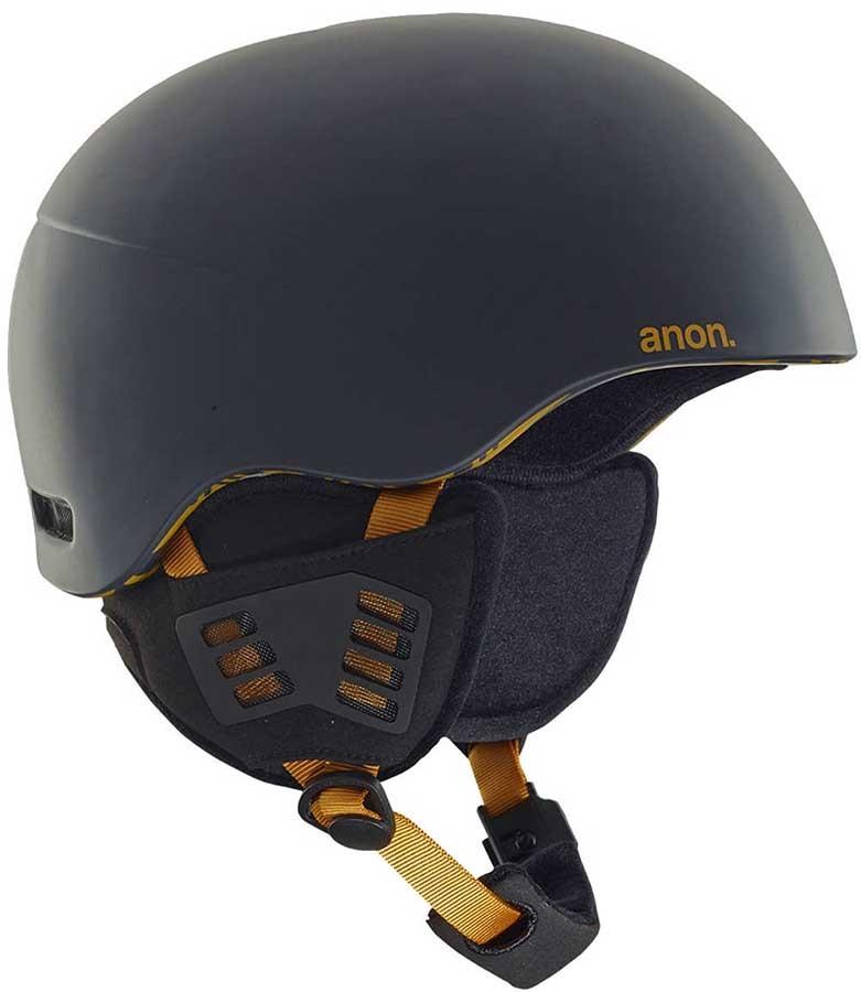 Anon Adult Unisex Helo 2.0 Ski/Snowboard Helmet, S Dark Grey