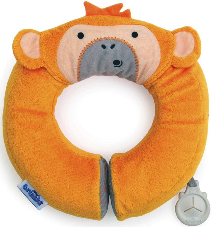 Trunki Yondi Travel/Neck Pillow, Small Mylo The Monkey
