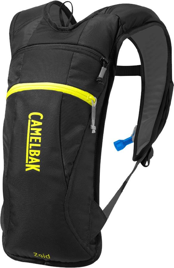 Camelbak Zoid Snowboard/Ski Hydration Pack, 2L Black/Sulphur Springs