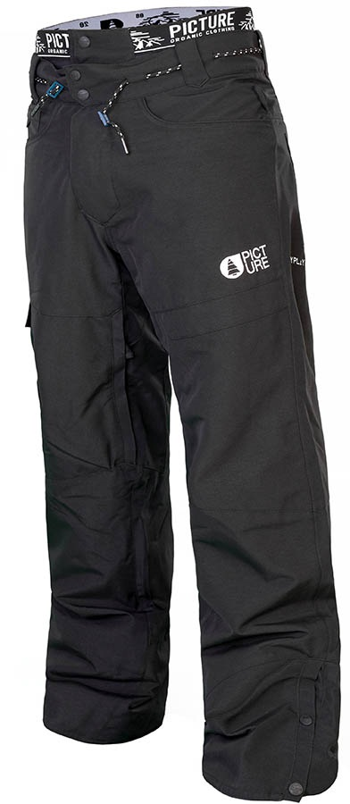 Picture Under Ski/Snowboard Pants XL Black 2019