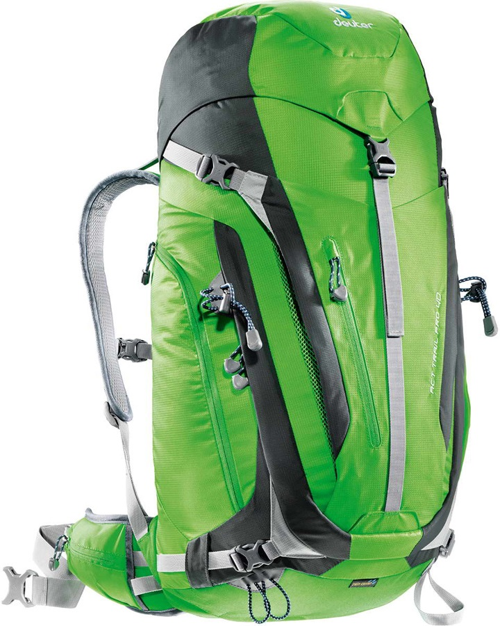 Deuter ACT Trail Pro 40 Hiking Backpack 40L Spring