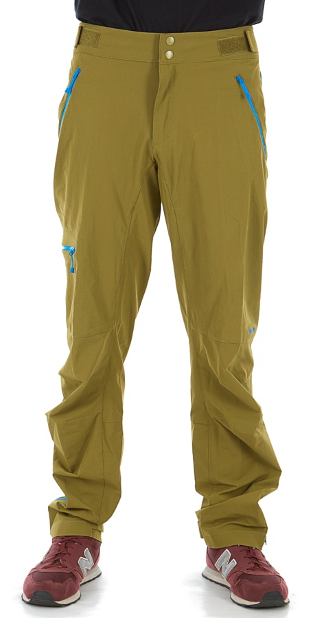 Skogstad Adult Unisex Larstinden Hiking/Walking Trousers, L Olive