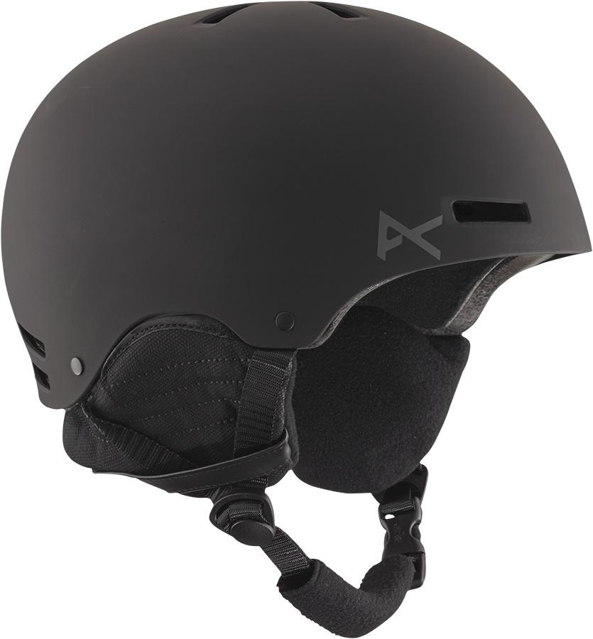 Anon Raider Ski/Snowboard Helmet S Black