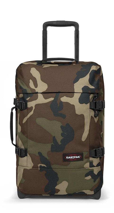 Eastpak Tranverz S Wheeled Bag/Suitcase, 42L Camo
