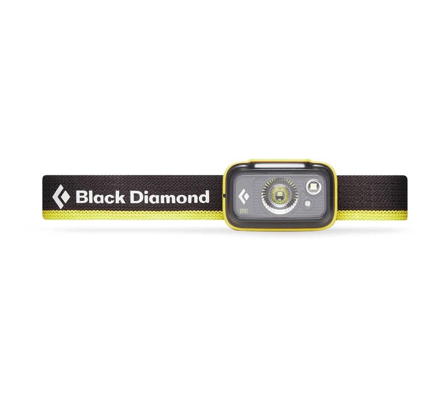 Black Diamond Spot325 LED Headlamp, 325 Lumens Citrus