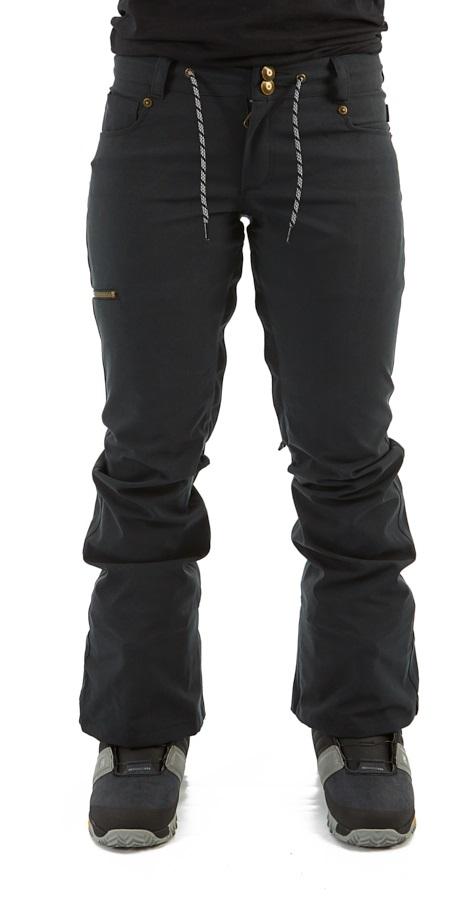 DC Viva Pants Women's Ski/Snowboard Trousers, L Black