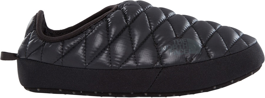 The North Face Thermoball Tent Mule IV Womens Slippers, XS Shiny Black