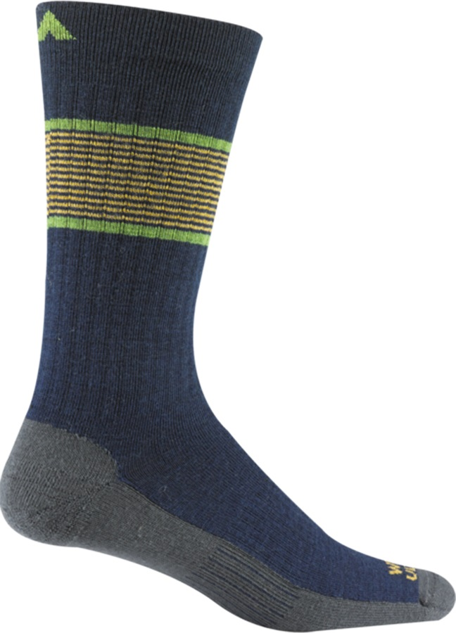 Wigwam Pacific Crest Pro Walking/Hiking Socks, M Navy