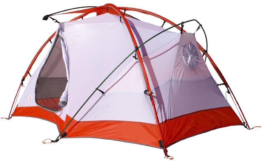 Slingfin WindSaber Tent Mountaineering Shelter, 2 Man Orange
