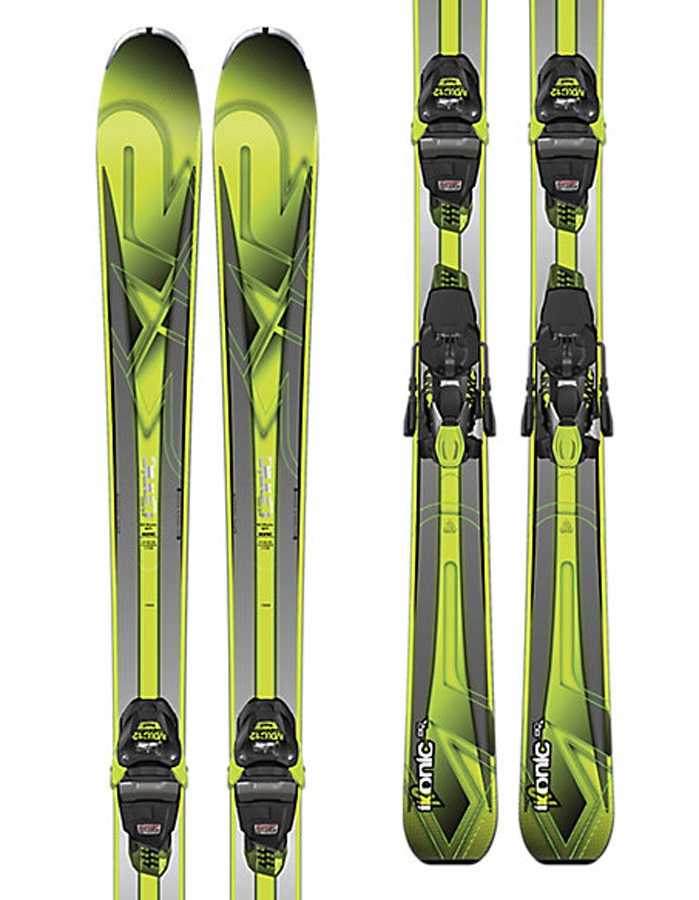 nouvelle arrivee 9ab35 f3302 Salomon BBR 9.0 Skis, 166cm, Green/Brown, Ski Only, 2015