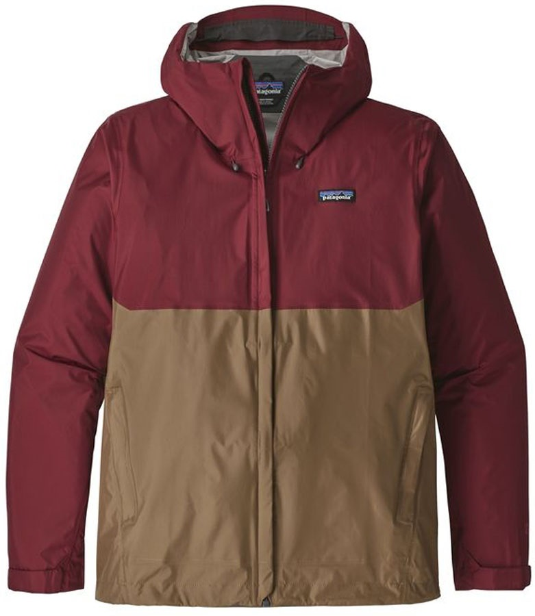 797edea946c7e Patagonia Adult Unisex Torrentshell Waterproof Jacket, L Oxide Red