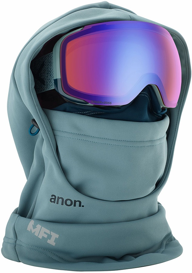 Anon Hooded Balaclava MFI Facemask, Grey