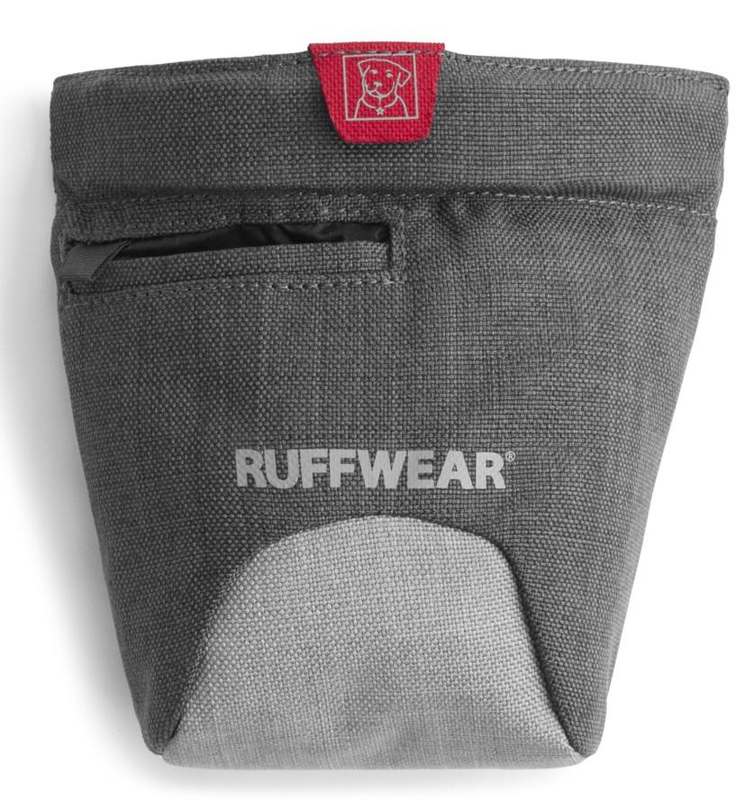 Ruffwear Treat Trader Dog Training Waist-Worn Bag, One Size Grey