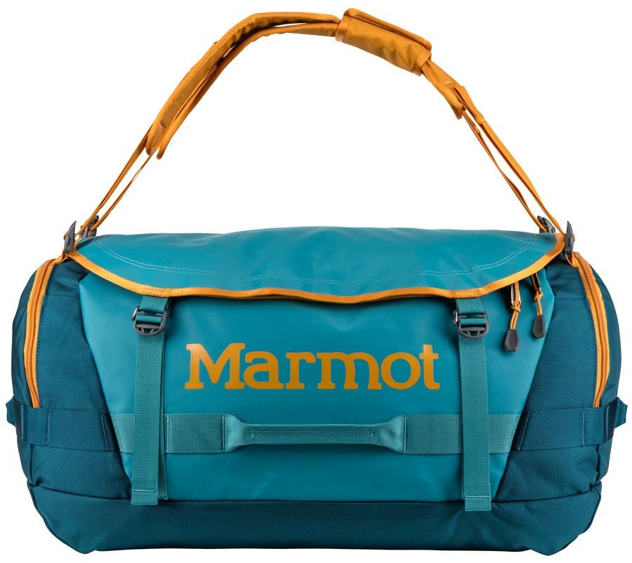 Marmot Long Hauler Duffel Travel Bag - 75L, Neptune / Denim