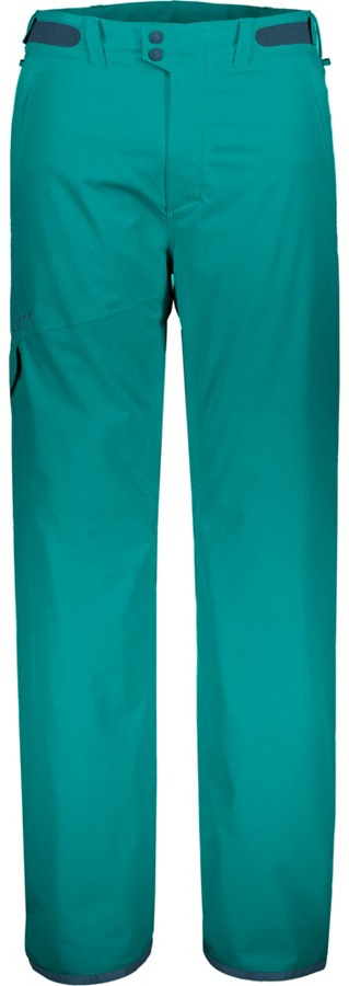 Scott Ultimate Dryo20 Insulated Snowboard/Ski Pants, L Lake Blue