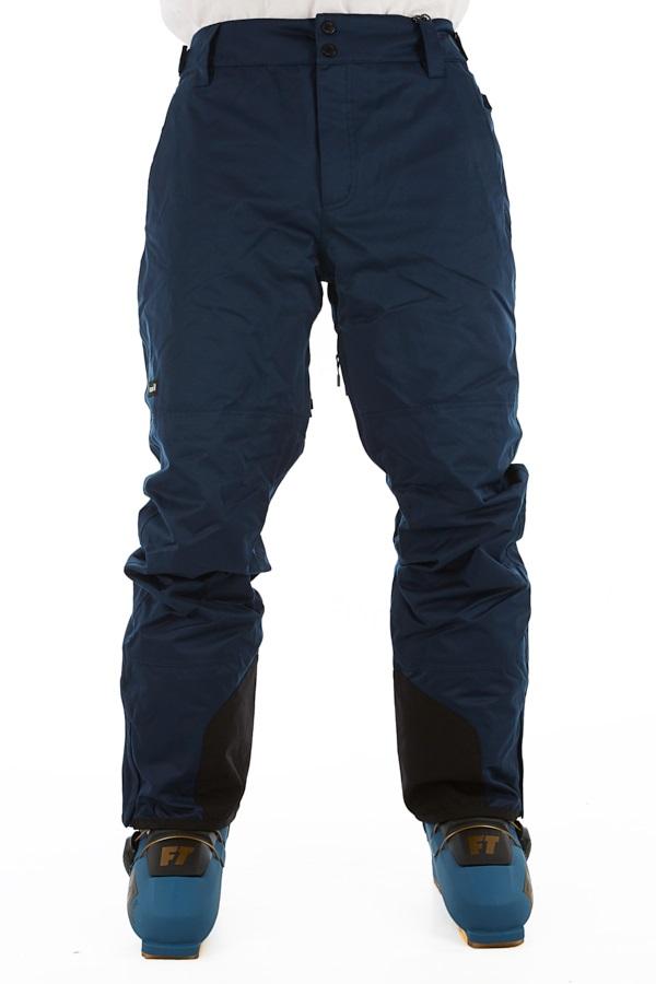 Planks Feel Good Ski/Snowboard Pants, M Dark Navy