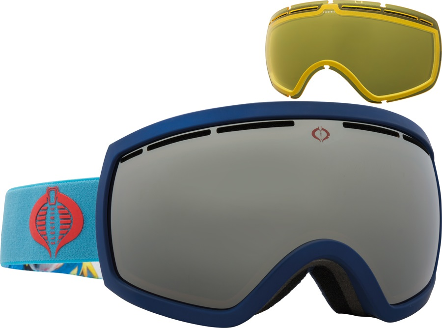Electric EG2 Ski Goggles G.I. Joe