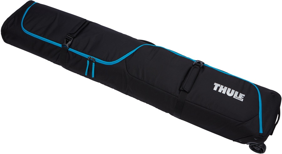 Thule RoundTrip Snowboard Roller Double Board Bag Wheeled, 165cm Black