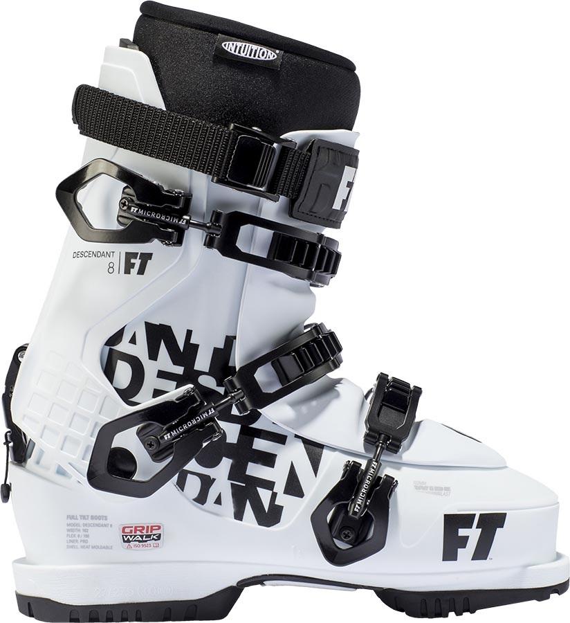Full Tilt Descendant 8 Ski Boots, 28/28.5 Black/White 2020