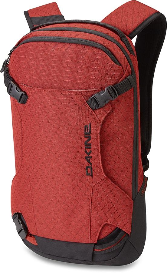 Dakine Heli Pack Ski/Snowboard Backpack, 12L Tandoori Spice