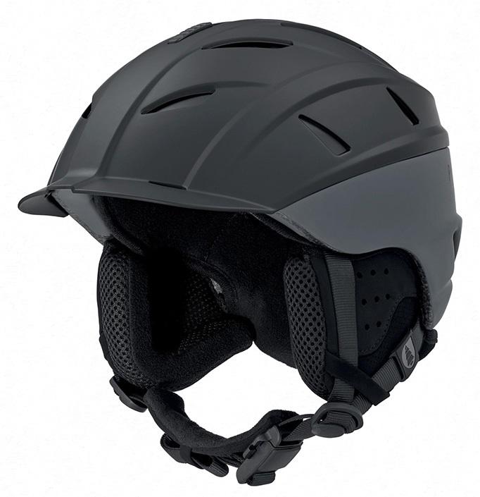 Picture Omega Snowboard/Ski Helmet, S Black