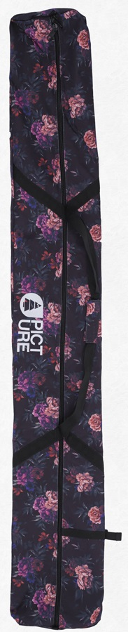 Picture Ski Bag, 190cm Flower Print