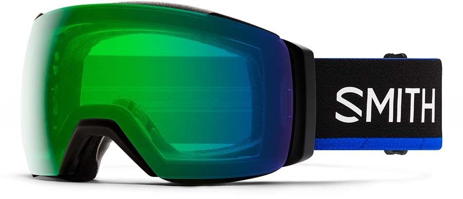 Smith I/O MAG XL CP ED Green Snowboard/Ski Goggles, L Smith X N.Face