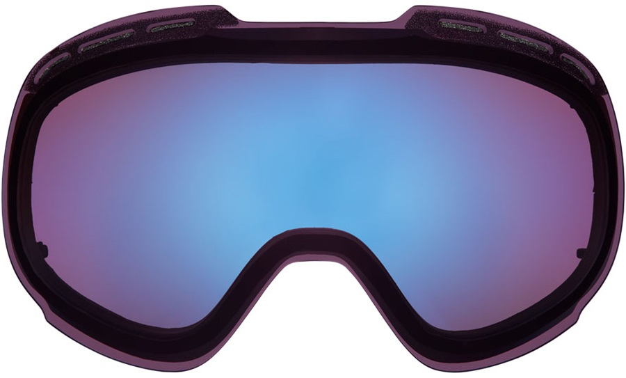 Nike SB Command Snowboard/Ski Goggle Spare Lens, One Size, Blue Steel