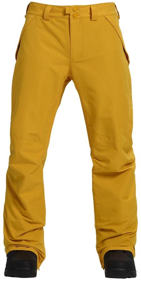 Burton Vent Snowboard/Ski Pants, M Golden Rod