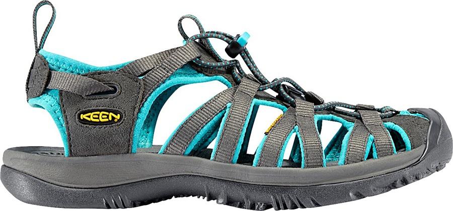 Keen Whisper Women's Walking Sandals UK 4.5 Dark Shadow/Ceramic