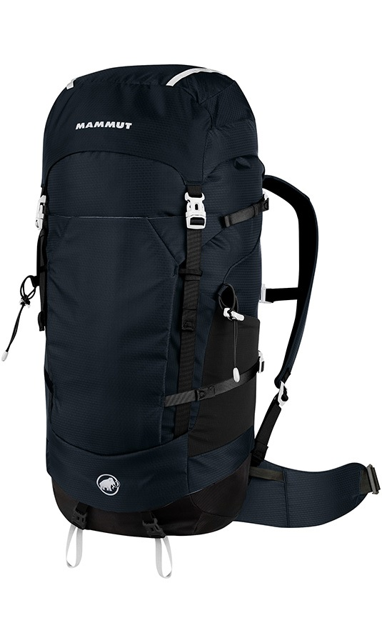 Mammut Lithium Crest, Alpine and Climbing Backpack, 40+7L Black