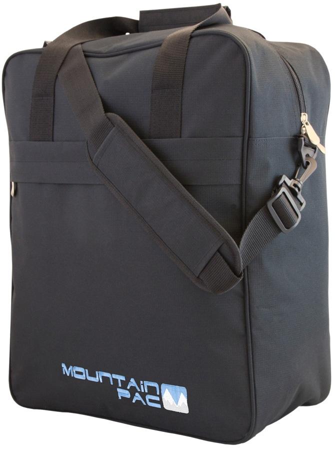 Mountain Pac Boot & Helmet Snowboard/Ski Boot Bag, 34L, Black