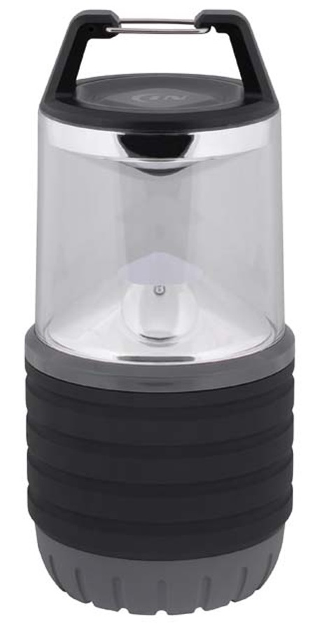 Nite Ize Radiant 400 Lantern Portable Camping Light, 400 Lumens Grey